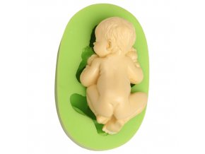 ES 1003 Baby Sweet Dreams Silicone Soap Mould