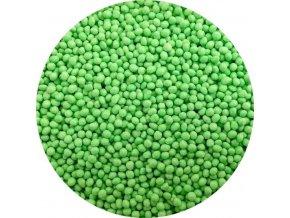 zelený máček