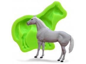 Silikonová formička kůň II
