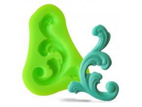 Silikonová formička ornament