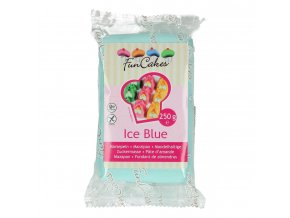 ice blue marcipán