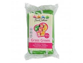 funcakes marcipan grass green 250 g