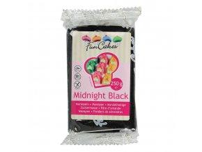 funcakes marcipan midnight black 250 g