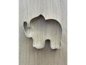 Vykrajovátko tvar slon