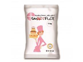 smartflex baby pink velvet vanilka 1 kg v sacku