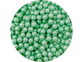 cukrove perly zelene 50 g 1