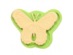 7ES 0201 Butterfly Silicone Molds Fondant Mould for cake decorating
