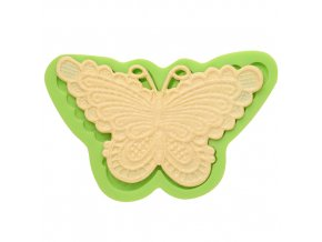 7ES 0202 Butterfly Silicone Molds Fondant Mould for cake decorating
