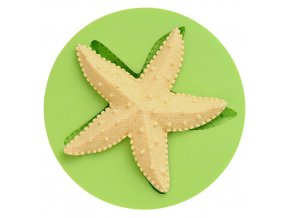 7ES 0504 Animal Mould Starfish Fondant Silicone Molds for cake decorating