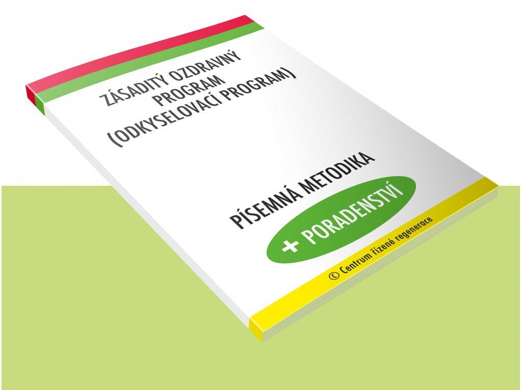 produkt zasadity ozdravny program odkyselovaci program