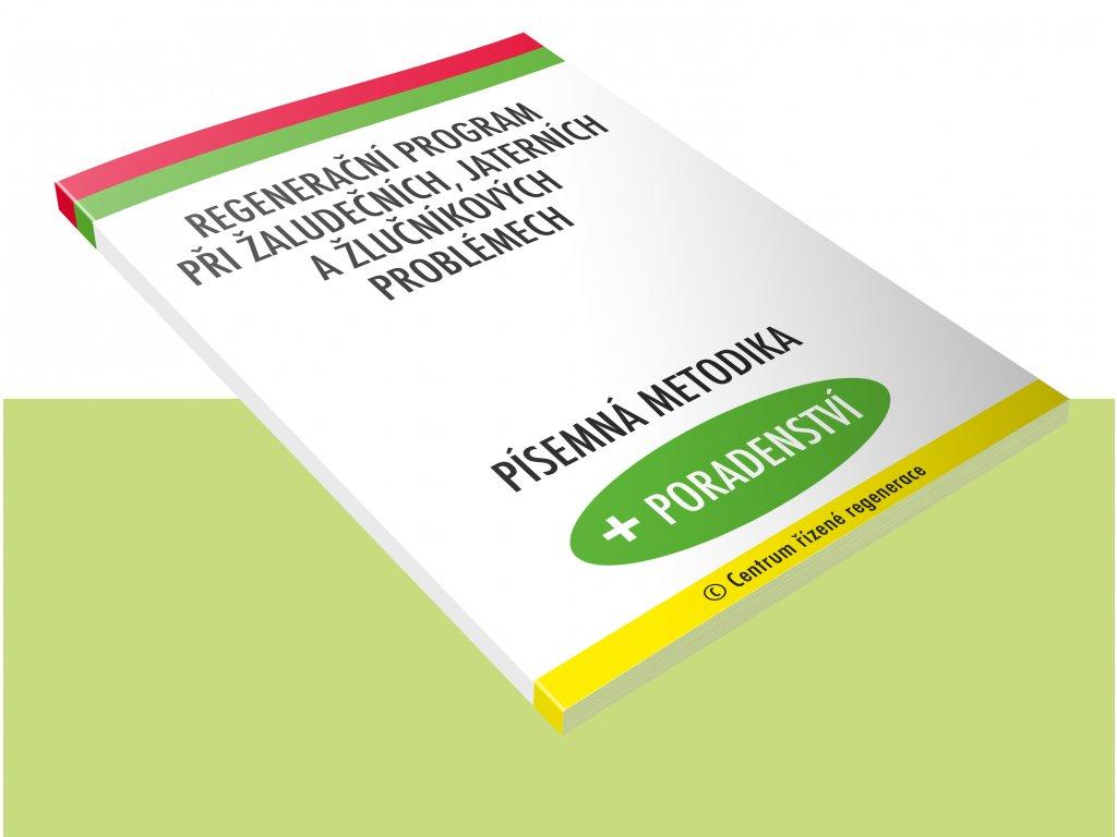 produkt regeneracni program pri zaludecnich jaternich a zlucnikovych problemech
