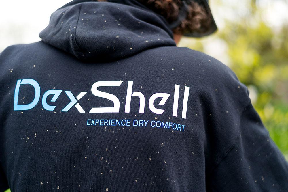 DexShell - péče o produkty