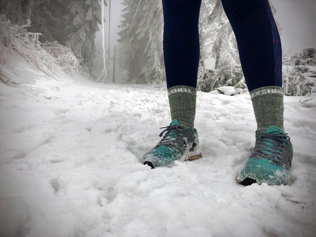 K čemu máme nepromokavé ponožky DexShell?