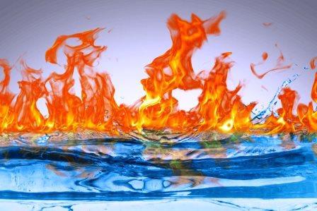 Oheň-voda