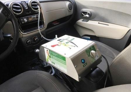 Ozonator_auto