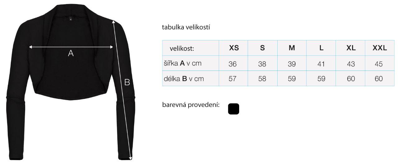 Bolerko_sizes