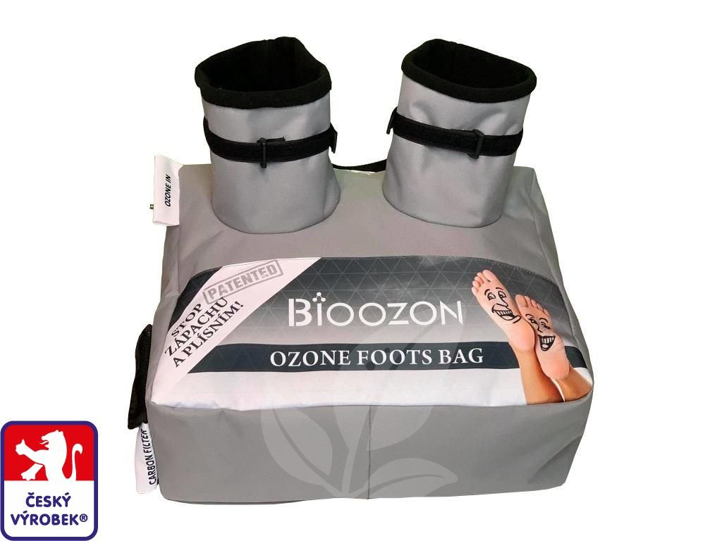 Ozonový vak na obě nohy O3
