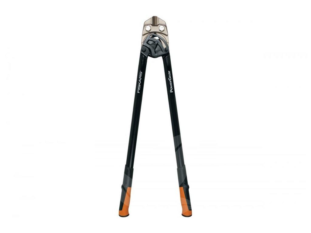 Pákové štípací kleště Fiskars PowerGear™ převodové, 91 cm