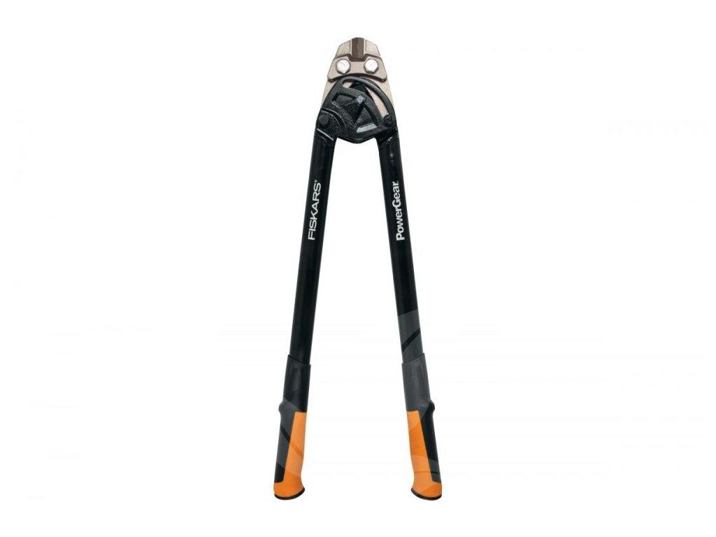 Pákové štípací kleště Fiskars PowerGear™ převodové, 61 cm