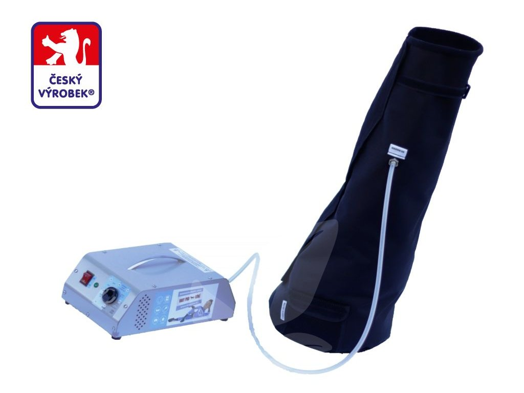 Sada HC3500 ozonový vak na koňskou nohu CV