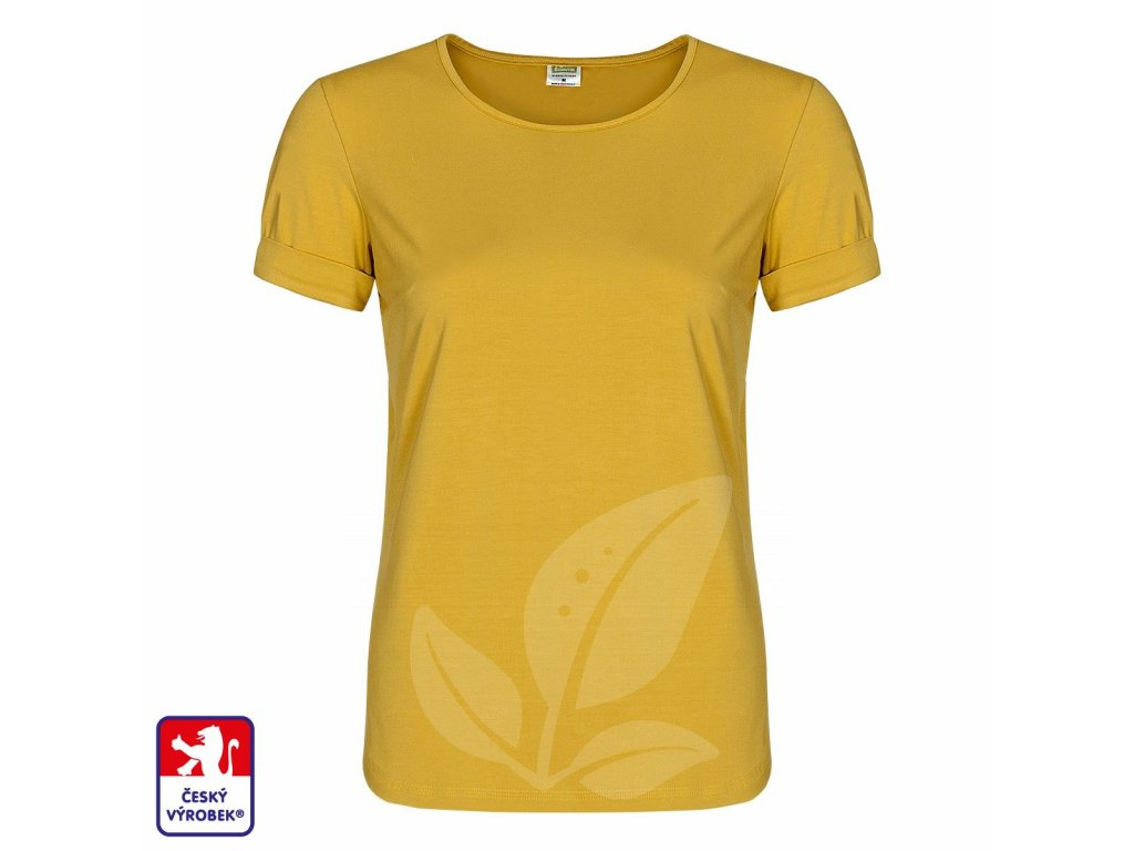 W T Relax mustard front O3