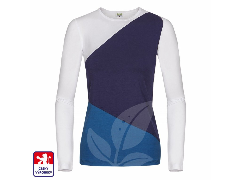 Woman Classis Long Ice front O3