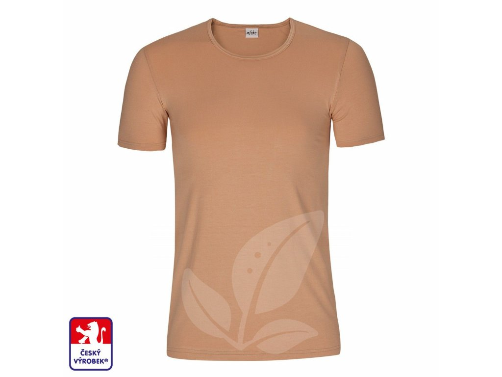 Slim U shirt body front O3
