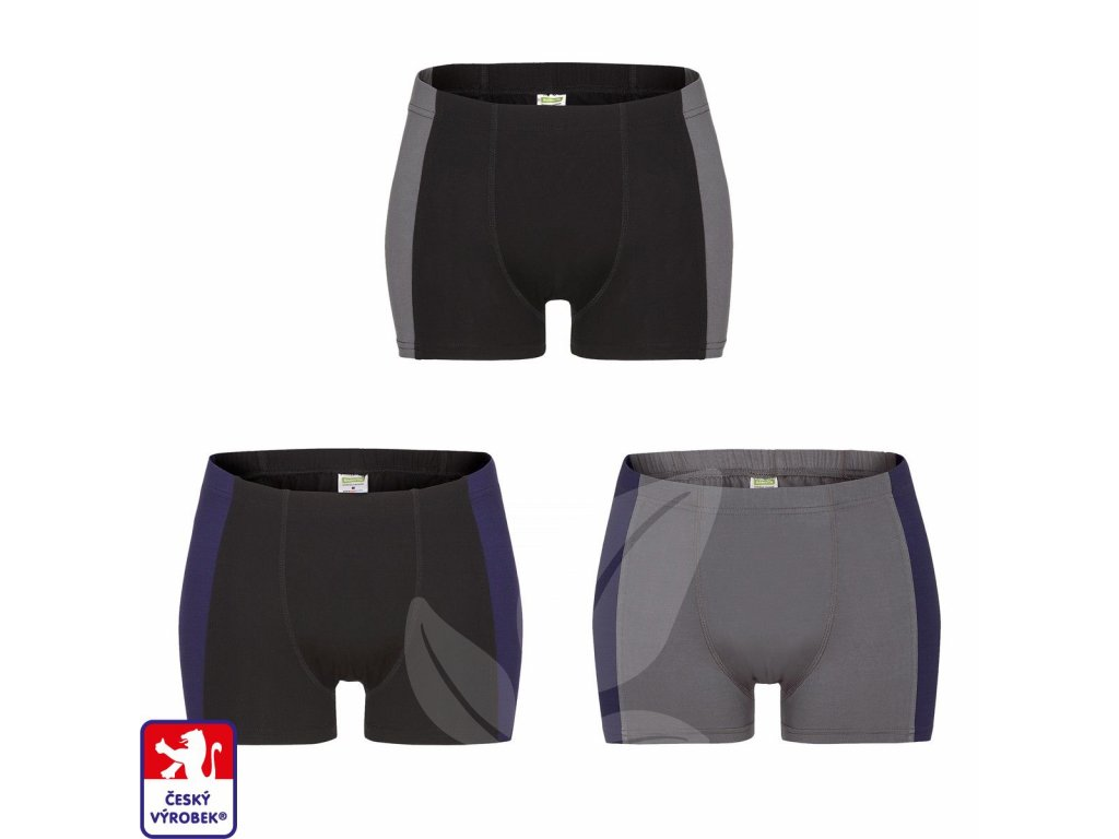 Boxers set front O3