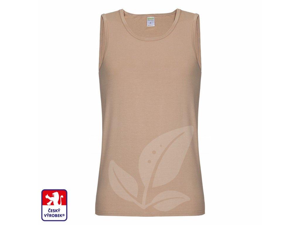 Slim vest body front O3
