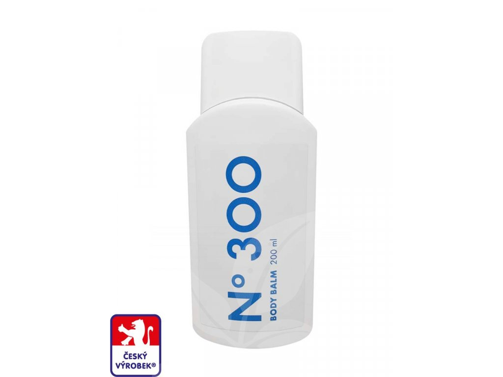 Ozon body balm cream