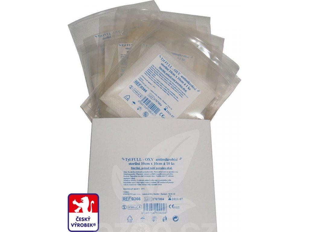 Tyl FULL OXY antimikrobial O3