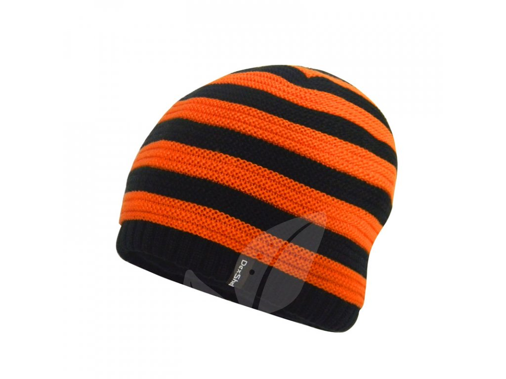 dh552tr children beabie stripe Orange