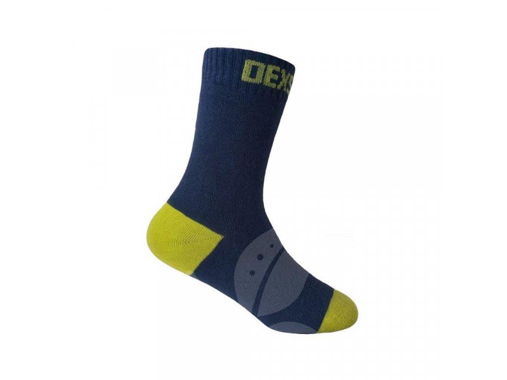 DexShell Ultra Thin Children Sock Navy