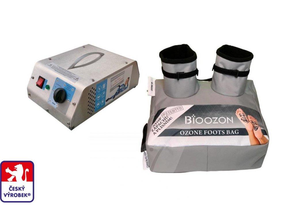 HC 1500 + ozonový vak na dvě nohy O3