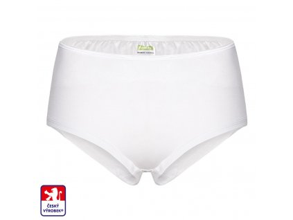 Panties White higher front O3