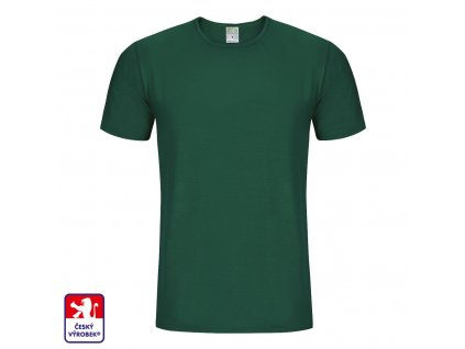 M classic dark green front O3