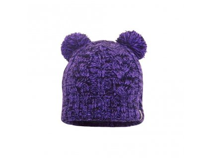 DexShell Children Beanie Pom Pom Purple