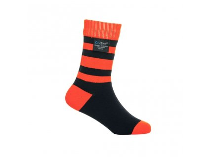 DexShell Children Sock tangelo Red