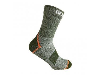 DexShell Terrain Walking Ankle Socks