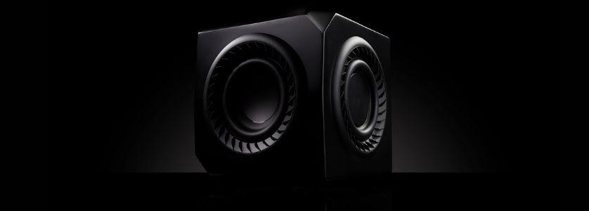Nový bezdrátový micro subwoofer Lithe Audio
