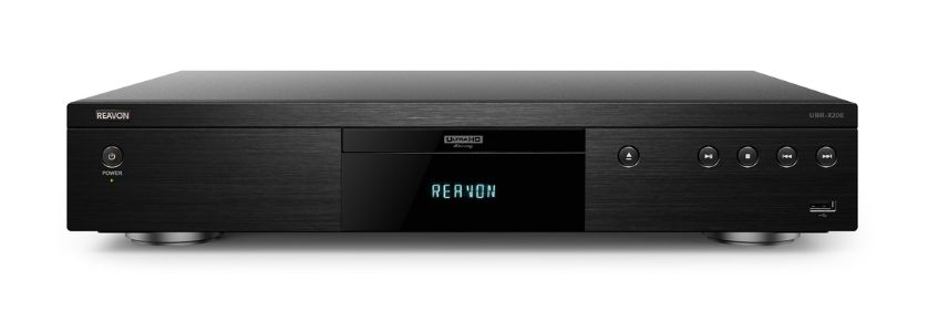 4K Ultra HD přehrávače Reavon