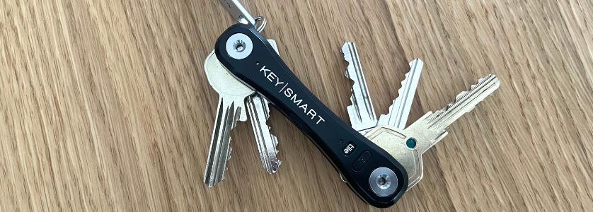 Recenze KeySmart Pro s čipem Tile