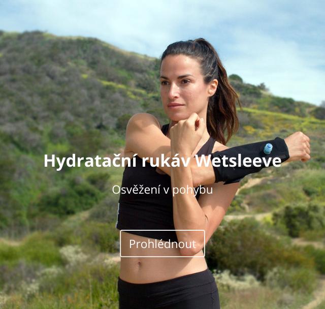 Wetsleeve hydratační rukáv