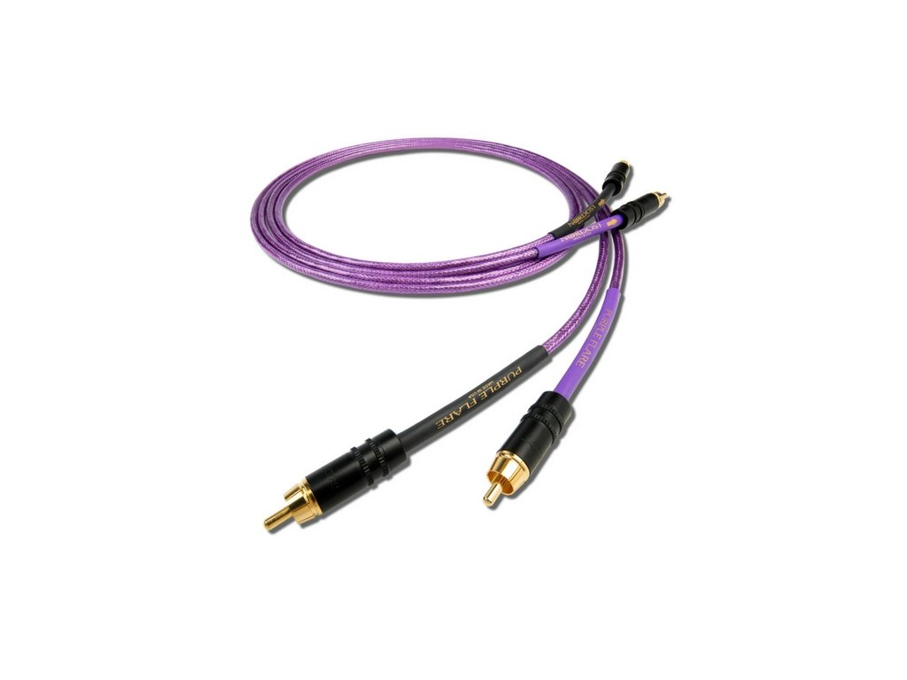 Nordost Purple Flare interconnect