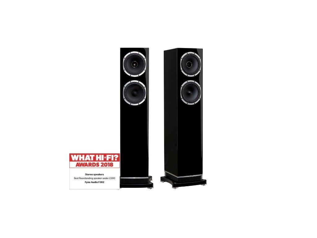 Fyne audio F501 reproduktory (4)