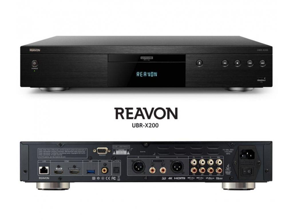 Reavon UBR X200