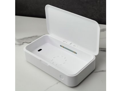 KeySmart CleanTray UV sterilizační pouzdro