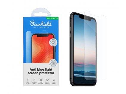 ocushield tvrzené sklo s filtrem proti modrému světlu iphone
