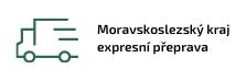 Expresní přeprava Moravskoslezský kraj