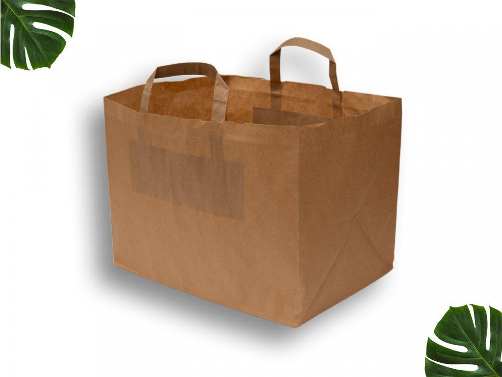 Papírová taška 320x220x250 main